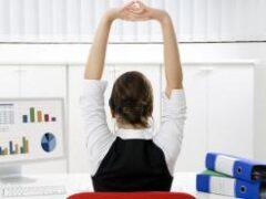 Лучшие упражнения доктора Бубновского, которые можно делать в офисе
