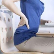 Боль в спине может быть связана с ДНК