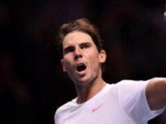 Первая ракетка мира Надаль переиграл Циципаса на Итоговом турнире ATP