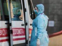 Коронавирус в Украине: более 600 новых заболевших