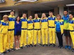 Украина заняла третье место на Дефлимпийских играх-2019