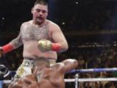 Энди Руис объяснил, почему он набрал 20 кг перед реваншем с Джошуа