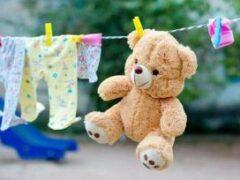 Как дезинфицировать детские игрушки: «сухая стирка» и универсальный антисептик