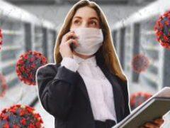 За сутки коронавирус в Украине обнаружили у 617 человек