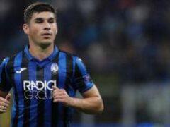 Малиновский забил первый гол в чемпионате Италии