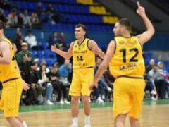 Суперлига Пари-Матч: Киев-Баскет потерпел сенсационное поражение