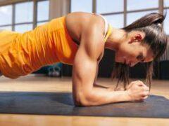 Единственное упражнение, которое поможет похудеть и стать сильнее