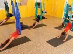 Прыжки на батуте и флай-йога: ТОП самых необычных видов фитнеса