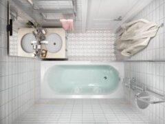Удобные и практичные ванны в интернет-магазине UKRINSTAL