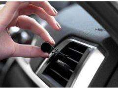 Духи с запахом автомобиля появились в продаже