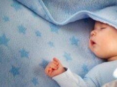 Плохой сон у младенцев может говорить о психических проблемах в будущем