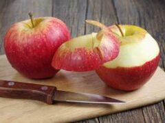 Яблочная кожура способна побороть рак