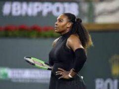 Серена Уильямс досрочно покинула турнир в Майами