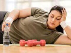 Препараты от артрита не дают людям сбрасывать вес при занятиях физкультурой