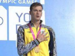 Украинский пловец Михайл Романчук установил мировой рекорд и стал чемпионом мира