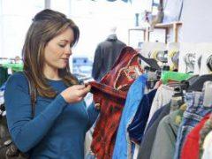 Какпокупать одежду всеконд-хендах