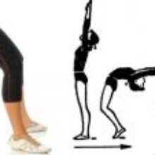 Гимнастическое упражнение мостик:как научиться делать дома