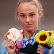 Дзюдоистка Дарья Билодид принесла Украине первую медаль на Олимпиаде в Токио