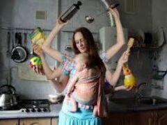 Какая одежда выдает домохозяйку