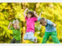 Двигательные навыки у детей влияют на познавательные способности