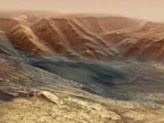 На Марсе нашли следы древнего океана в долине Гипанис