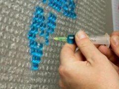 Кеды впервые изготовили из переработанной пузырчатой плёнки