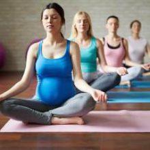Главные преимущества йоги для беременных