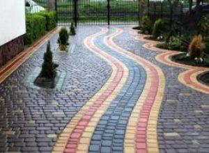 Тротуарная плитка: что следует знать