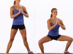 Лучшее упражнение против галифе