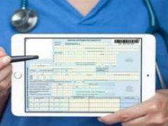 Украина перешла на электронные больничные