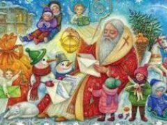 Под подушкой и в сапожках: интересные подарки на День Святого Николая детям